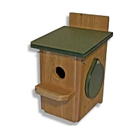 Single Nest Box Trap