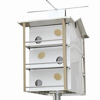 Sunset Inn Purple Martin SYSTEM (Aluminum)