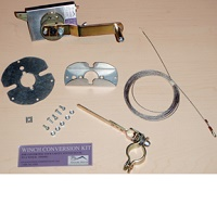 TRIO Winch Conversion Kit