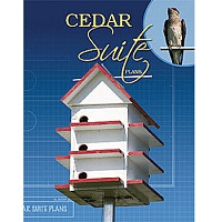 Cedar Suites Wood House Plans