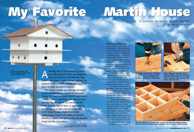 Articles Purple Martin Place