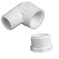 Gourd PVC Elbow Vent and Plug