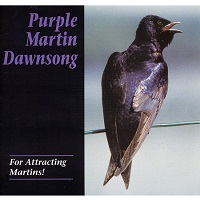 Purple Martin Dawnsong CD