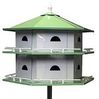 Heath Purple Martin House Premium 12/6 Convertible