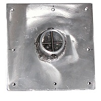 Sunset Inn Mounting Plate