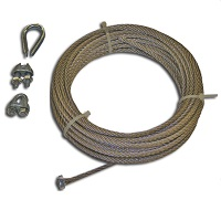 Winch Cable for T-14 House
