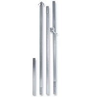 "LoneStar 2"" Square Pole System"