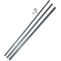 TRIO (DP) Posi-Lock pin Telescopic Pole