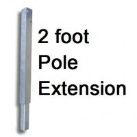 2 Foot Pole Extension