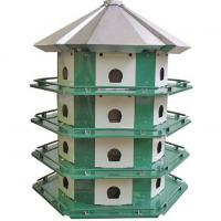 TRIO 24 room (aluminum) Purple Martin Castle System
