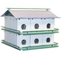 "TRIO (M12K) ""Pioneer"" Purple Martin House"